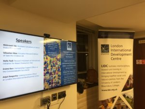 LIDC Careers Networking night