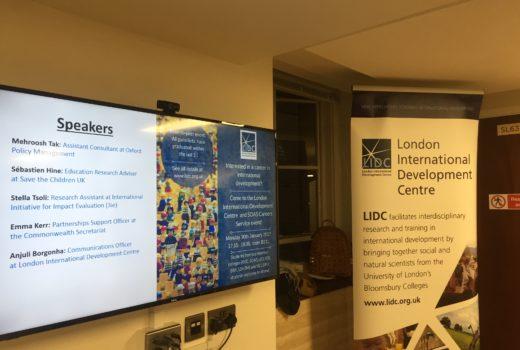 LIDC Careers Networking night