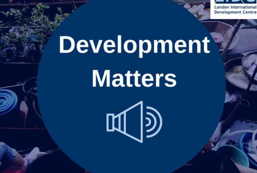 Development Matters podcast