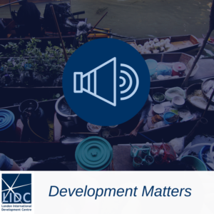 Development Matters podcast logo
