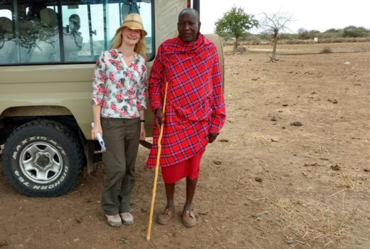Naomi Bull, Research Fellow, Royal Veterinary College and Maasai