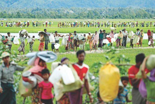 Rohingya Refugees Cox's Bazar