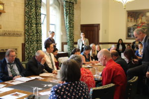 High level parliamentary roundtable discussion - rise of childhood stunting, Africa