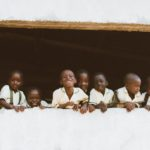 School children Africa - larger image