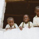 School children Africa